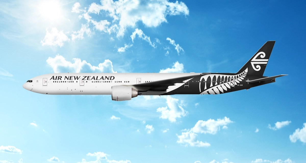 Air New Zealand, August 1 –something about Rugby, or flights to the Americas, or maybe new business class seating.