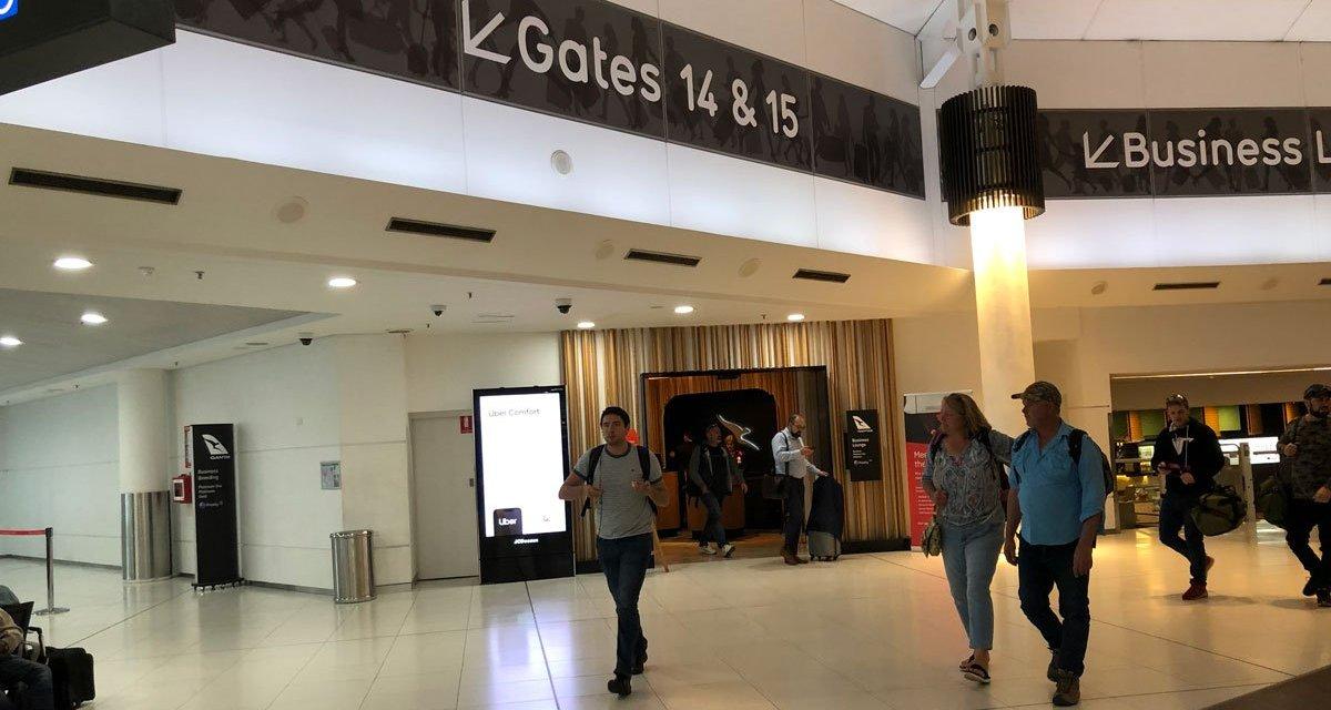 First Impressions: Qantas Perth Business Lounge
