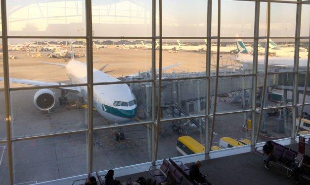 Hong Kong – flights unpredictable