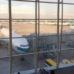 First Airline casualty of Hong Kong Troubles