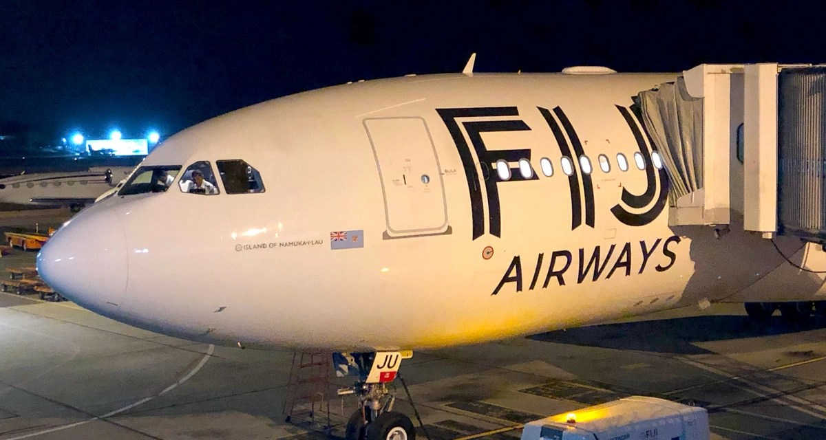 Fiji Airways: Terminates 845 employees – over half the staff
