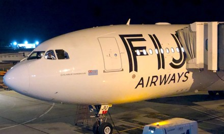 Fiji Airways and Intercontinental: late winter break