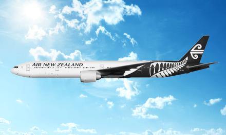 Stretch economy seats – Air New Zealand