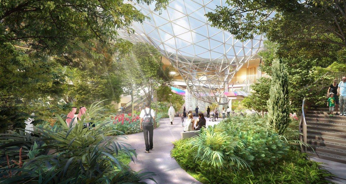 Hamad internationl – Qatar Airport – expansion plans