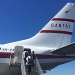 QANTAS: Applies the razor to cabin staff on MEL-SYD flights