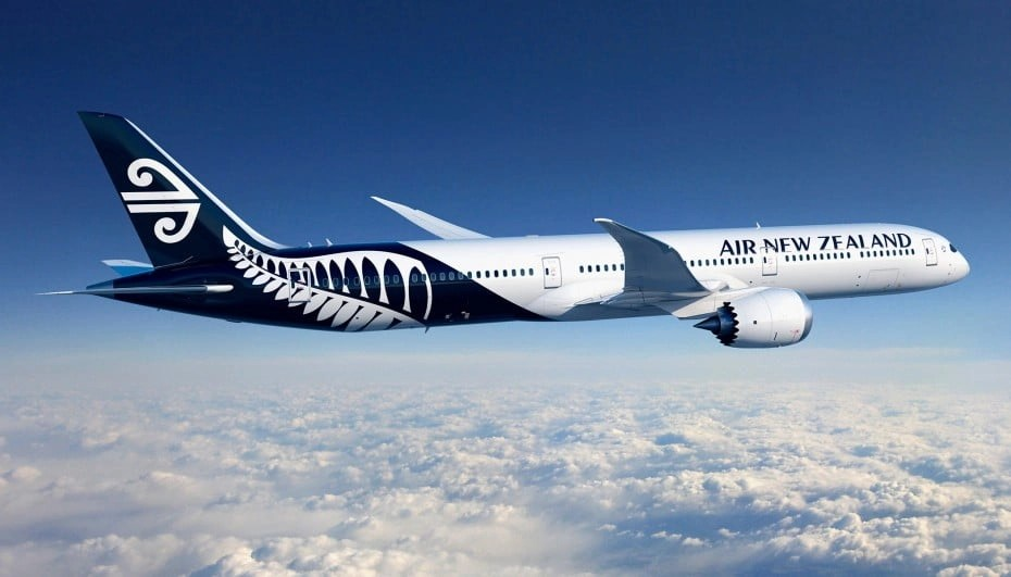 Air New Zealand – Direct to New York. Take that Qantas Sunrise Project!