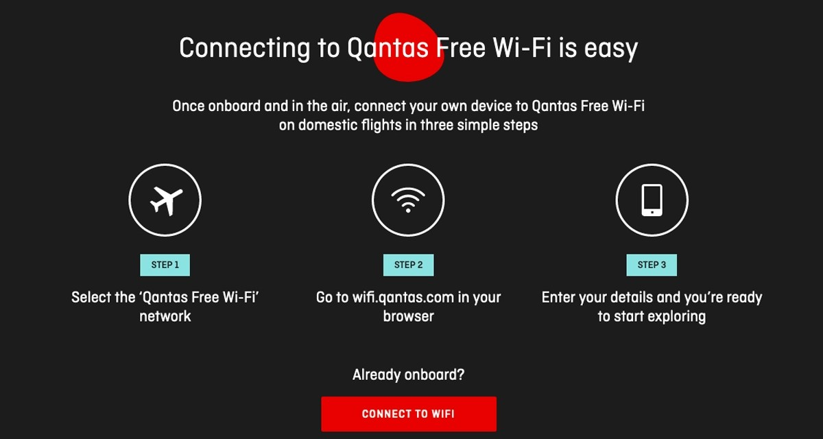 Qantas: Investor Day Presentation 2019 #3 – WiFi