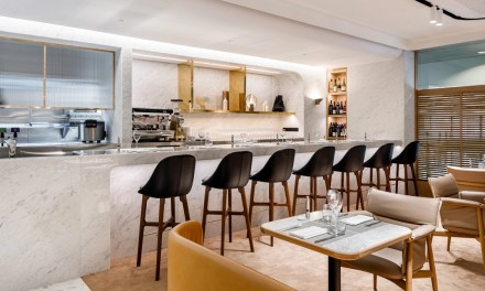 Qantas: Singapore First Lounge opens officially