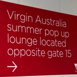 Virgin Australia: Adelaide pop-up lounge