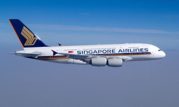 Singapore Airlines: Slashes capacity by 96%, grounds all but 9 aircraft
