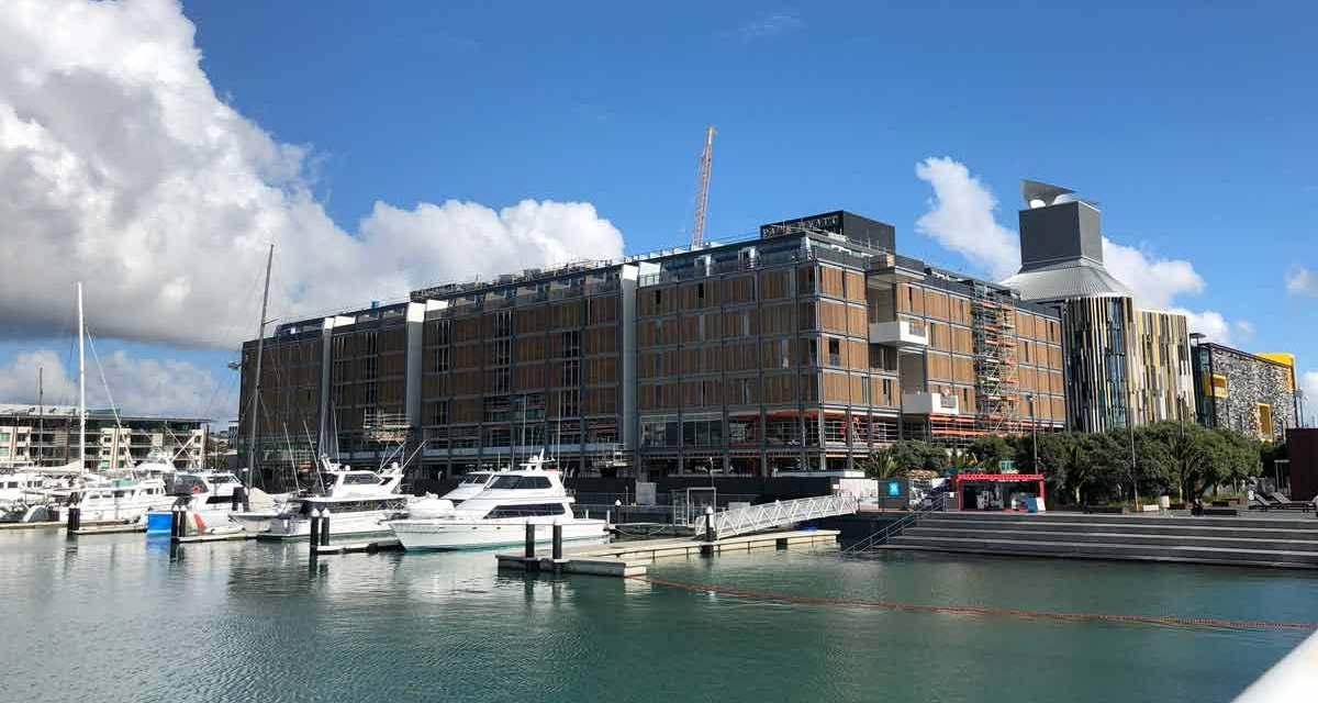 HOTELS: Auckland Park Hyatt opens at last