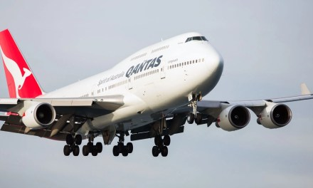 QANTAS: Goodbye Jumbo official