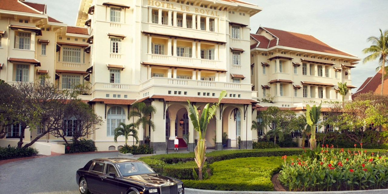 #TBT: Review – Raffles Hotel Le Royal, Phnom Penh, Cambodia