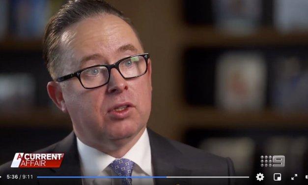 COVID-19: Qantas CEO, vaccination and international travel