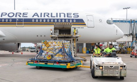 COVID-19: First Vaccines arrive at Sydney Airport