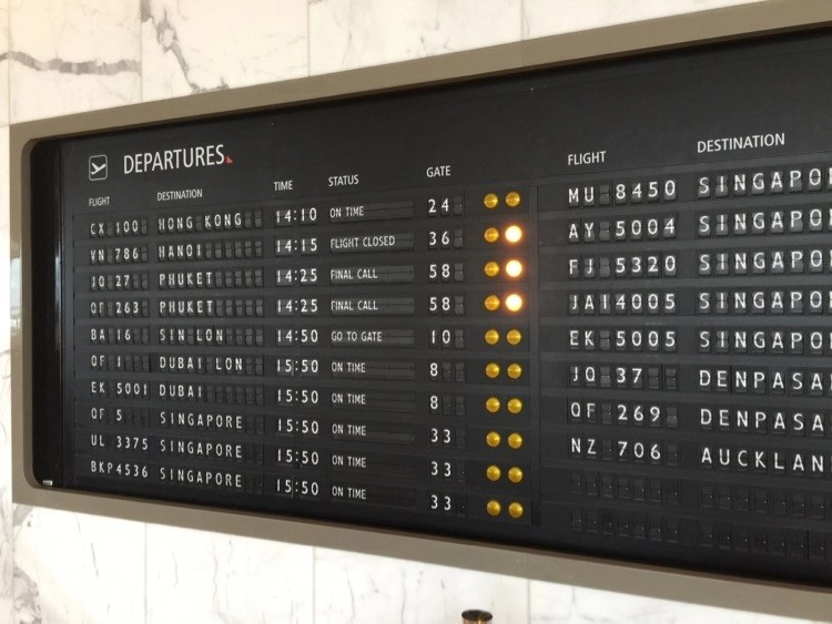 Qantas: International First Lounges to re-open 19 April – Official