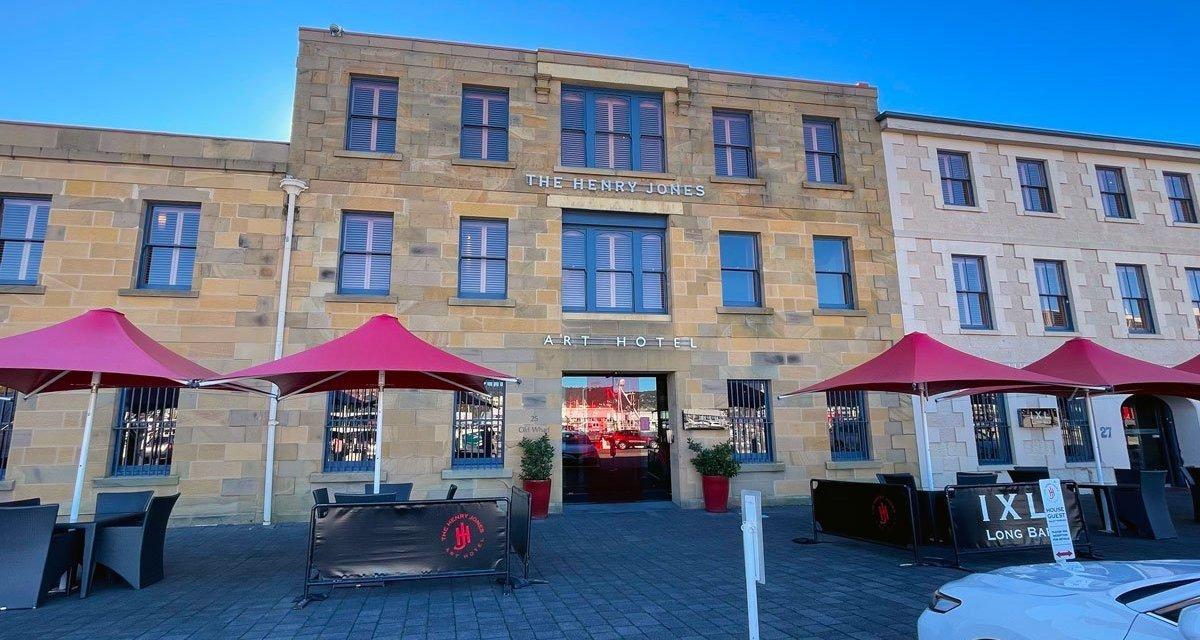 HOTEL REVIEW: Henry Jones Hotel, Hobart, Tasmania – in 3 pictures
