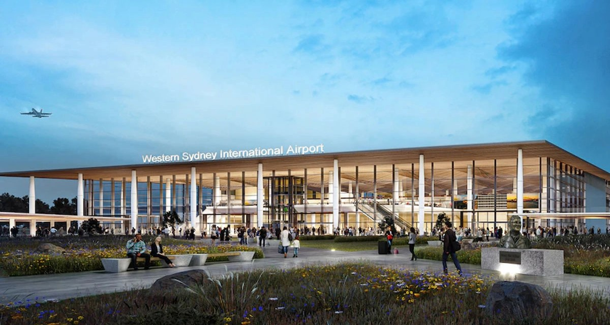 AIRPORTS: Western Sydney – Builder appointed