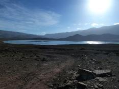 Lago Isli (Vista general)