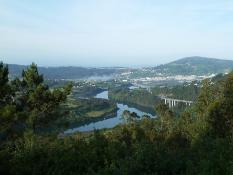 Rio Eume y Pontedeume