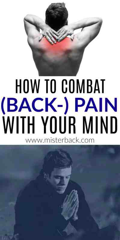 How to relieve back pain with a better mind and body relationship. Built a better mind-body relationship to help relief pain in middle, upper, or lower back. Find your causes of pain, bring your body and mind back in balance and experience pain relief.