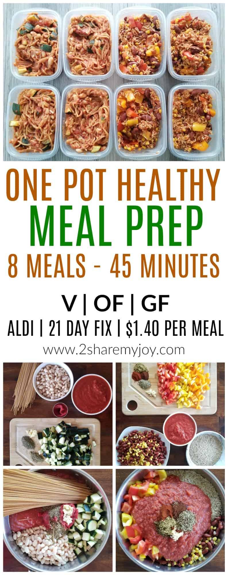 Vegan Meal Prep On A Budget 8 Meals Under 45 Minutes 2sharemyjoy