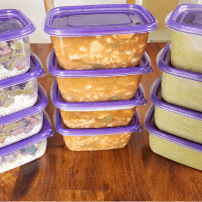 Vegan Weight Loss Meal Prep For One Week (gluten free)