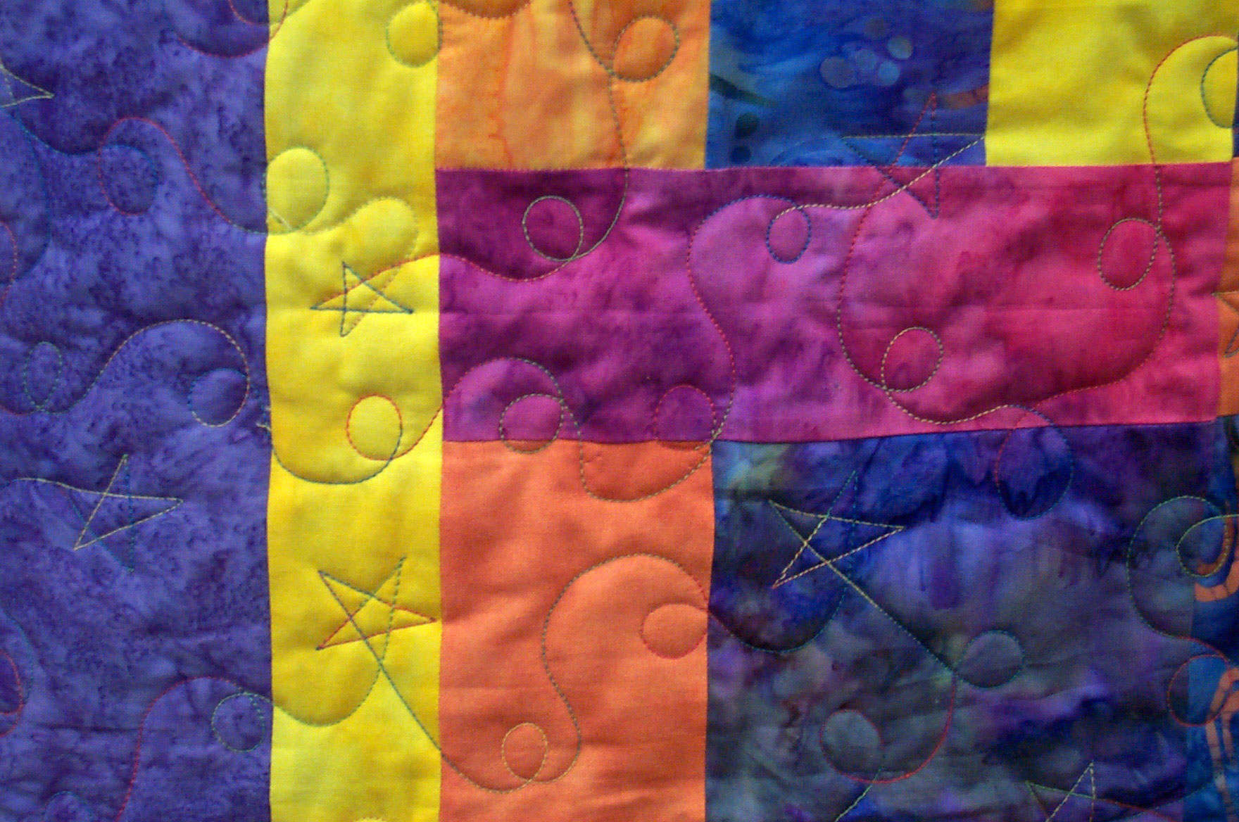 Machine Quilting Worksheet