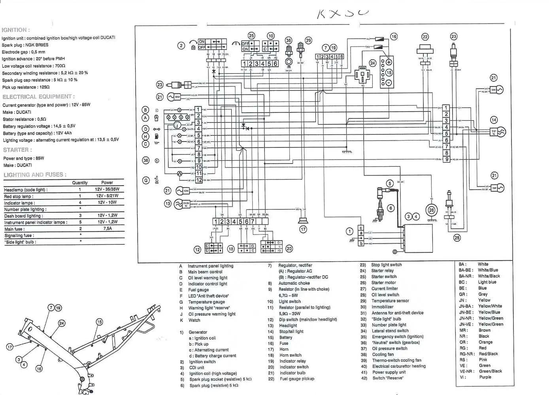 hight resolution of peugeot xr6 schaltplan jpg