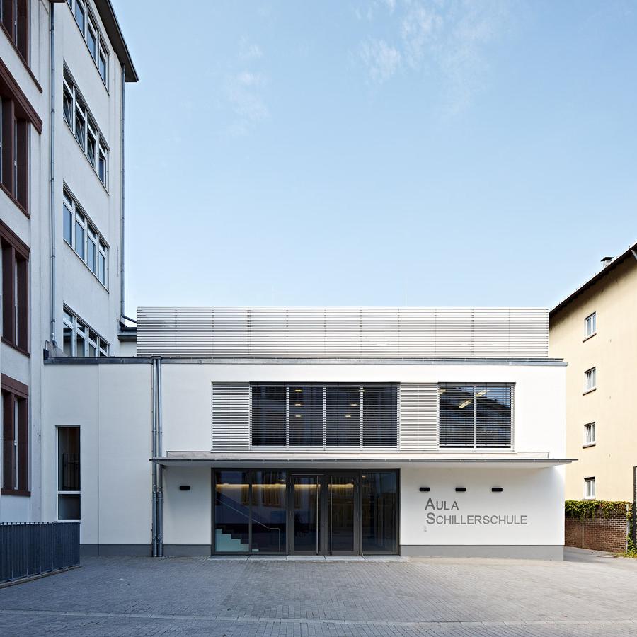 Zweitraum – Schillerschule Frankfurt