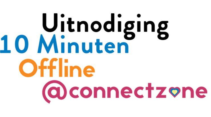 achterkant offline connectzone gadget appril