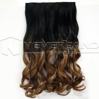 colored clip in hair extensions clip in colored hair ...