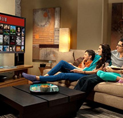 Netflix er Danmarks sjettestørste tv-kanal