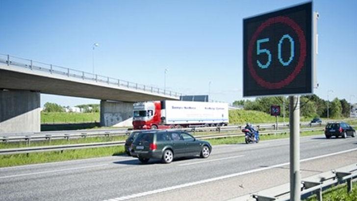 Ny færdelslov: Nu koster høj fart dit kørekort