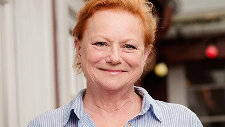 Lisbeth Dahl runder 70 år