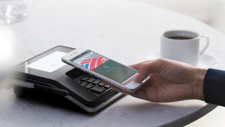 Apple Pay klar til lancering i Danmark