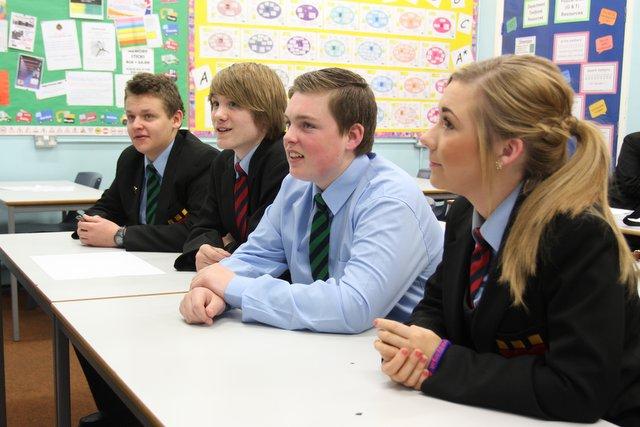 Lanch of new apprenticeship scheme iin Norfolk