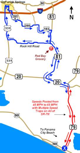 We Ve Found Florida S Best Motorcycle Roads