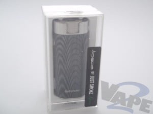 Heatvape Joecig Defender 25W box mod Just Smoke Green Review 2vape_0001