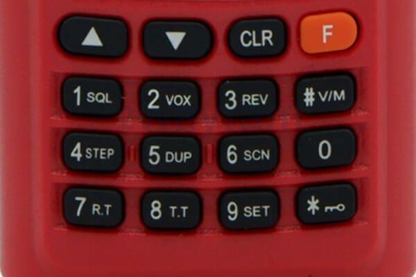 ปุ่มกดวิทยุสื่อสาร V-TECH VT-245D