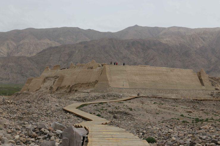 The Tashkorgan Stone Fortress
