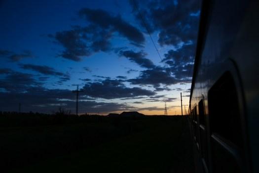 Train from Johannesburg to Port Elizabeth