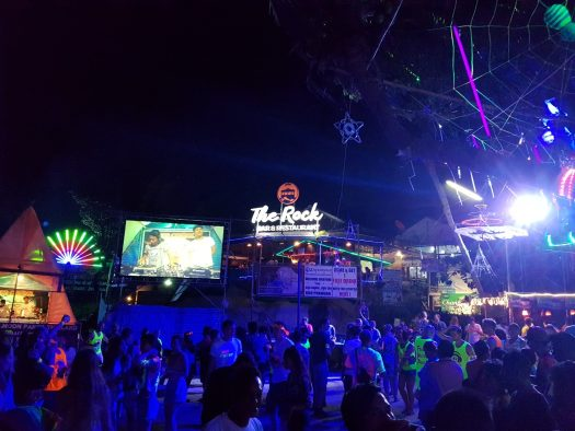 50 Baht Chang beer full moon party