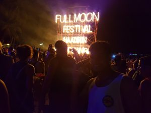 Full Moon Party in Koh Phangan