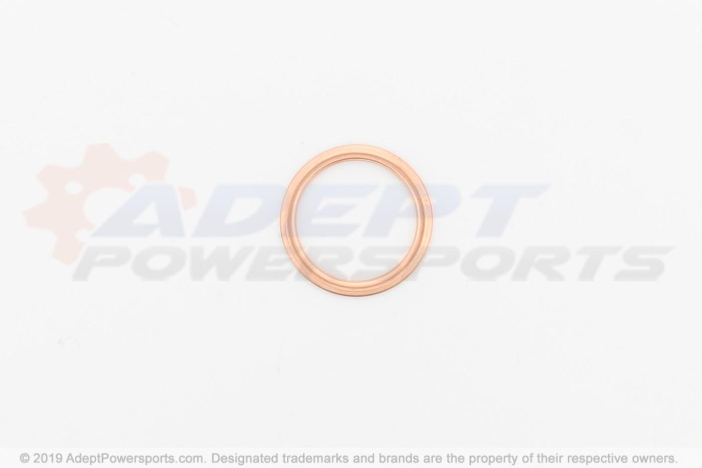 11009-1866 Kawasaki Gasket, Exhaust Pipe Holder $4.16