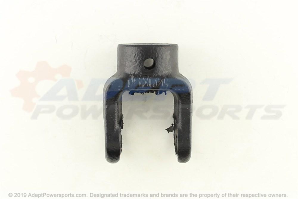 medium resolution of polaris 1350039 yoke prop shaft rear