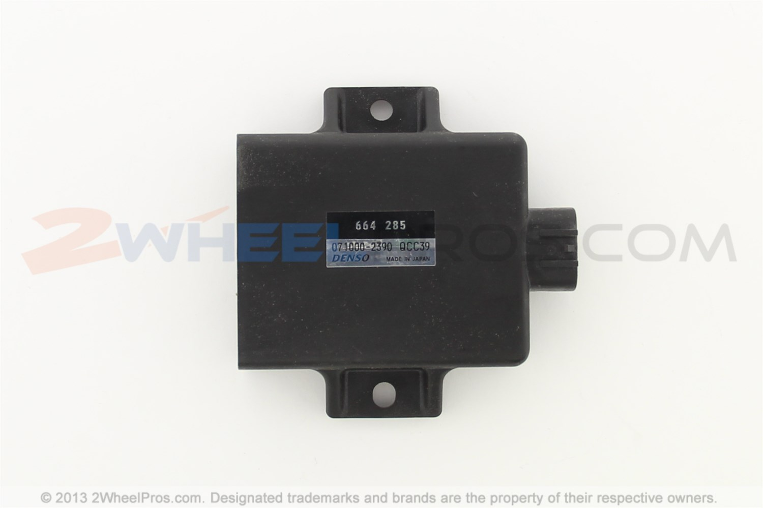 hight resolution of can am 420664285 amplifier box cdi