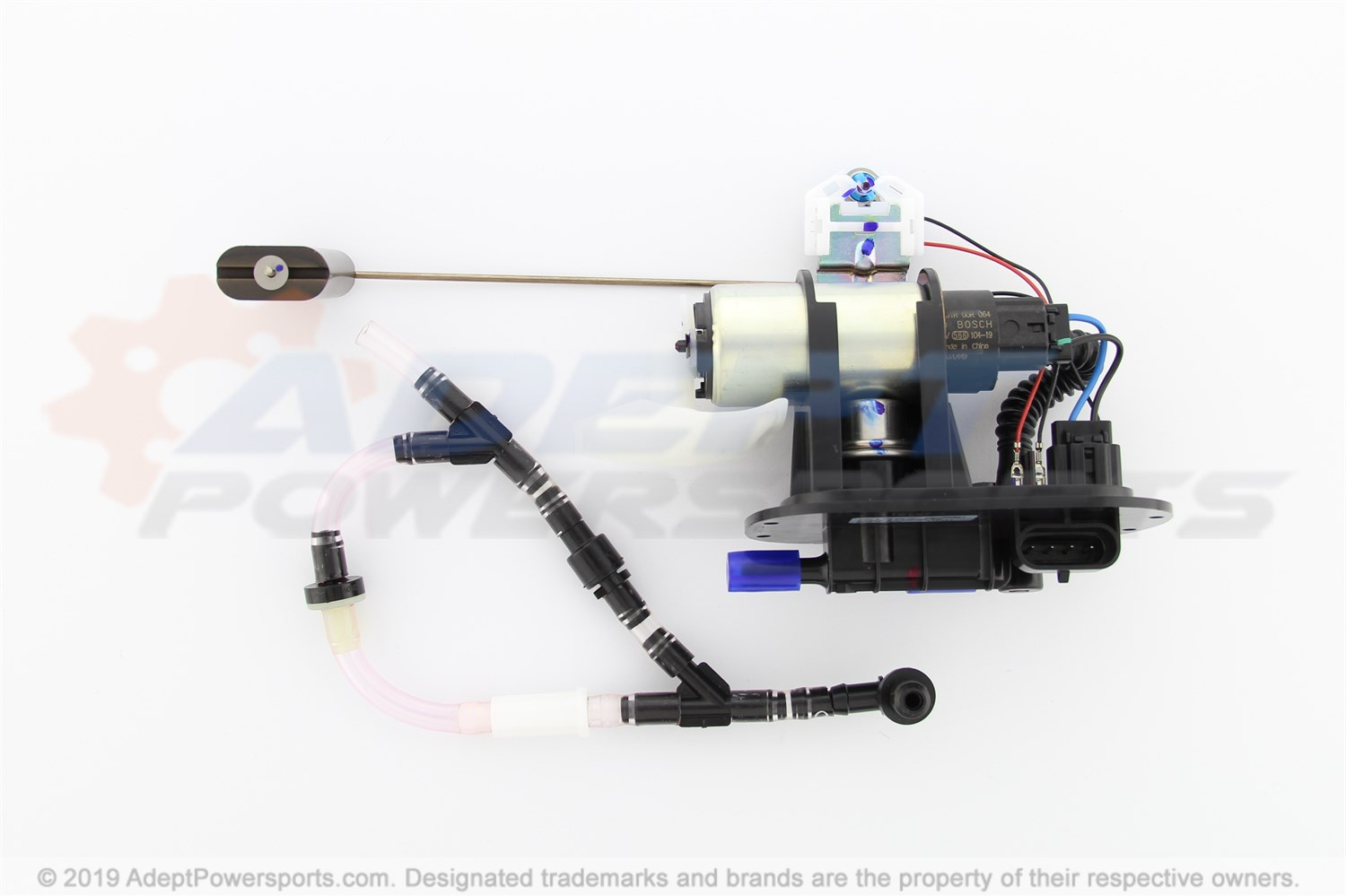 2008 can am outlander 650 wiring diagram stereo for 2001 chevy silverado 703500771 fuel pump kit 296 09 2wheelpros