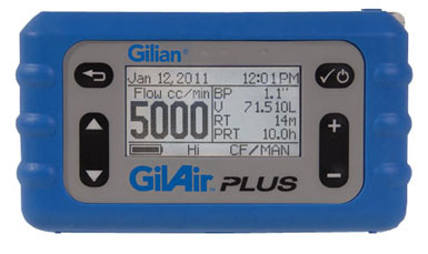 Gilian GilAir PLUS Personal Sampling Pump