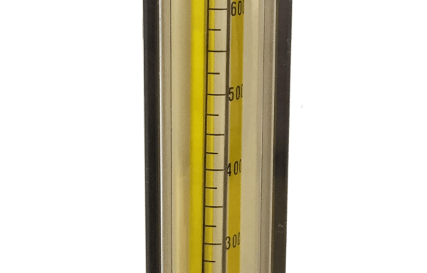 50-800ml/min 150mm Glass Tube Flow Meter